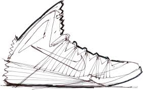 coloring pages of nike shoes eliolera com
