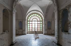 forgotten spaces abandoned medical centres captured by ilan benattar