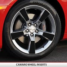 2010 camaro with rims camaro 20 wheel inserts alphavinyl