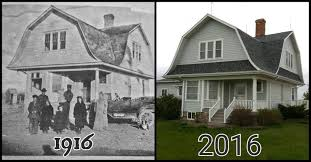 Sears Craftsman House They Built Their Sears Home In 1916 What It Looks Like Today