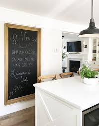 tableau cuisine ardoise tableau cuisine design affordable meuble sparation cuisine salon en