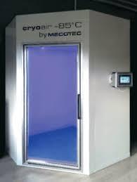 chambre de cryoth apie nos chambres de cryothérapie corps entier mecotec ims