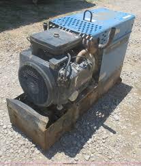 miller bobcat 225g ac dc welder generator item az9212 so