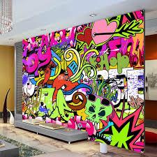 computer graffiti graffiti boys photo wallpaper custom wall mural