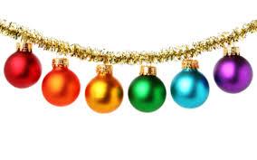 rainbow christmas ornaments christmas ideas