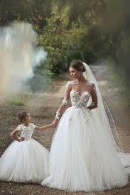 princess wedding dress white sleeve tulle princess wedding dresses floor length