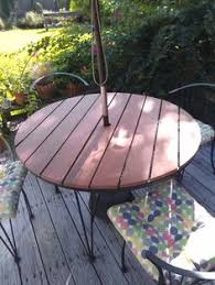 Diy Patio Table Top These Diy Might Work To Fix The Top Of My Rectangular