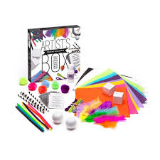 craft tastic artist s box educational stem steam activity kits