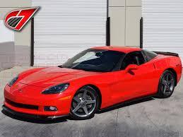 c6 corvette 2005 2013 front splitter for standard c6 corvette carbon fiber