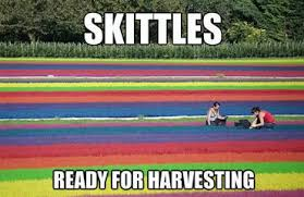 Taste The Rainbow Meme - skittles memes rainbow taste the rainbow harvest projects to