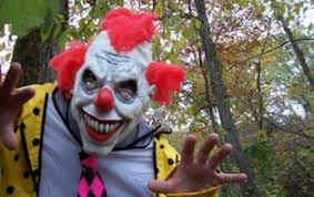 clowns ny don t be afraid of creepy clowns nypd terror says civic