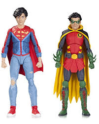 Jual Dc Collectibles dc collectibles icons robin superboy figure