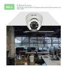 aliexpress com buy deecam sony ccd 420tvl ir lens 3 6mm distance