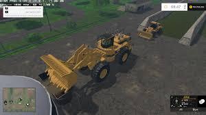caterpillar 994f for silage v1 0 modhub us