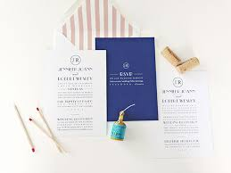 navy and blush wedding invitations a modern navy blush wedding invitation cari