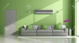 Air Conditioner For Living Room by Minimalist Living Room With Air Conditioner Sofa And Closed
