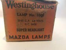westinghouse mazda lamps ebay