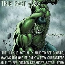 Hulk Smash Meme - the hulk can see ghosts did you know marvel pinterest marvel