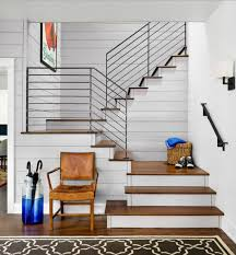 stairs and banister entry foyer hallways stairs pinterest