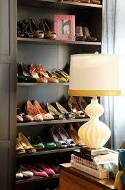 Shelves For Shoes by Shelves For Shoes Contemporary Closet Saudah Saleem Interiors