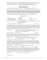 Sample Resume Work Objectives by Good Work Objectives Resume Examples