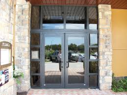 Commercial Glass Sliding Doors by Glass Entrance System Used Commercial Glass Entry Doors Used