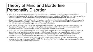 borderline personality disorder ppt download