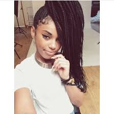 medium box braids with human hair pictures on human hair box braid styles cute hairstyles for girls