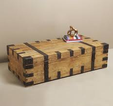 Trunk Coffee Table Lovely Distressed Wood Trunk Coffee Table With Additional Home