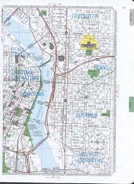 Portland Maps Com by Portland Downtown Street Map