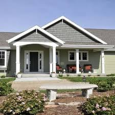 house with a porch adding a front porch on a ranch house with a gable search