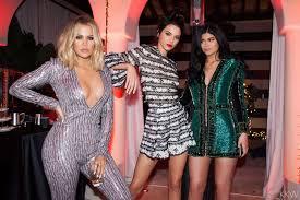 kylie kendall khloe kardashians kristmas eve party jpg