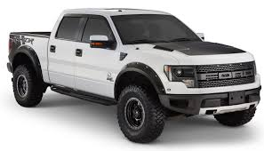 Ford Raptor Truck Parts - 2010 2014 f150 raptor svt bushwacker