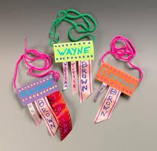name tags for reunions family reunion nametags craft crayola