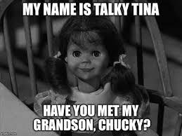 Tina Meme - twilight zone talky tina meme generator imgflip