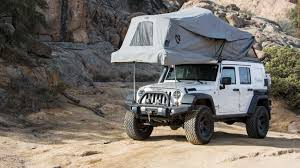 jeep wrangler overland tent featured vehicle at overland jeep jk u2013 expedition portal