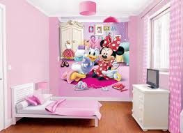 girly wallpaper for tablet walltastic disney minnie mouse wallpaper mural multi colour
