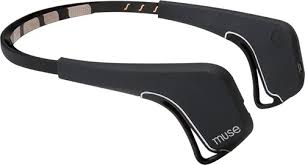 muse headband muse brain sensing headband black mu 01 bk ml best buy