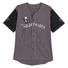 your wdw store disney baseball shirt the nightmare before