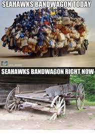 Seahawks Bandwagon Meme - 25 best memes about seahawks bandwagon seahawks bandwagon memes