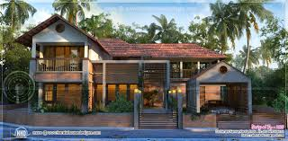 kerala home design january 2013 kerala model contemporary house elevation kerala home design and