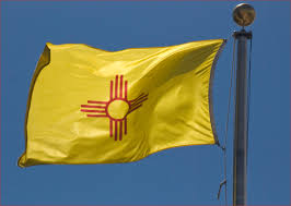 New Mexican Flag Indianz Com U003e Zia Pueblo Wants Symbol Removed From Flag Of City In