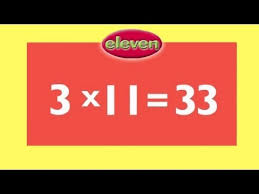 Multiplication Table Games by 11 Times Tables Kids Multiplication Song Children Love To Sing