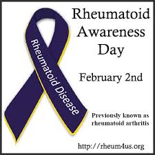 ra ribbon rheumatoid awareness images rheumatoid patient foundation