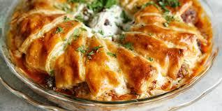 best turkey meatball pie recipe delish