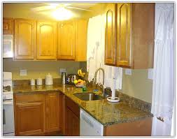 Light Wood Kitchen Cabinets Light Wood Kitchen Cabinets With White Appliances And White