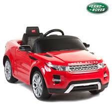 motorized car magic cars remote control country range rover battery rc ride on