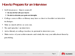 How To Prepare Your Resume For A Interview Interview