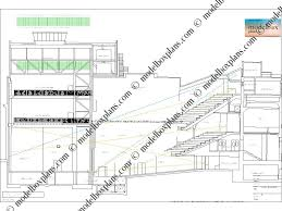modelbox theatre plans london e p