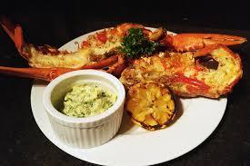 cuisine homard homard grillé au beurre à l ail et au citron sélection du